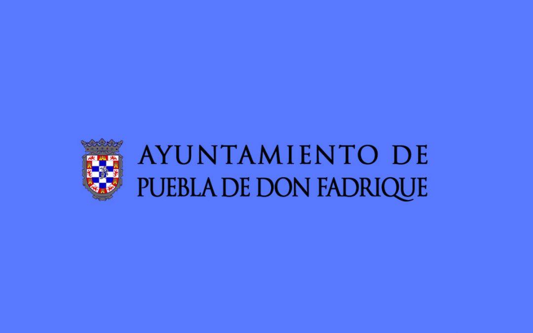"""Edición de la """"Historia de Puebla de Don Fadrique en 90 imágenes""""."""