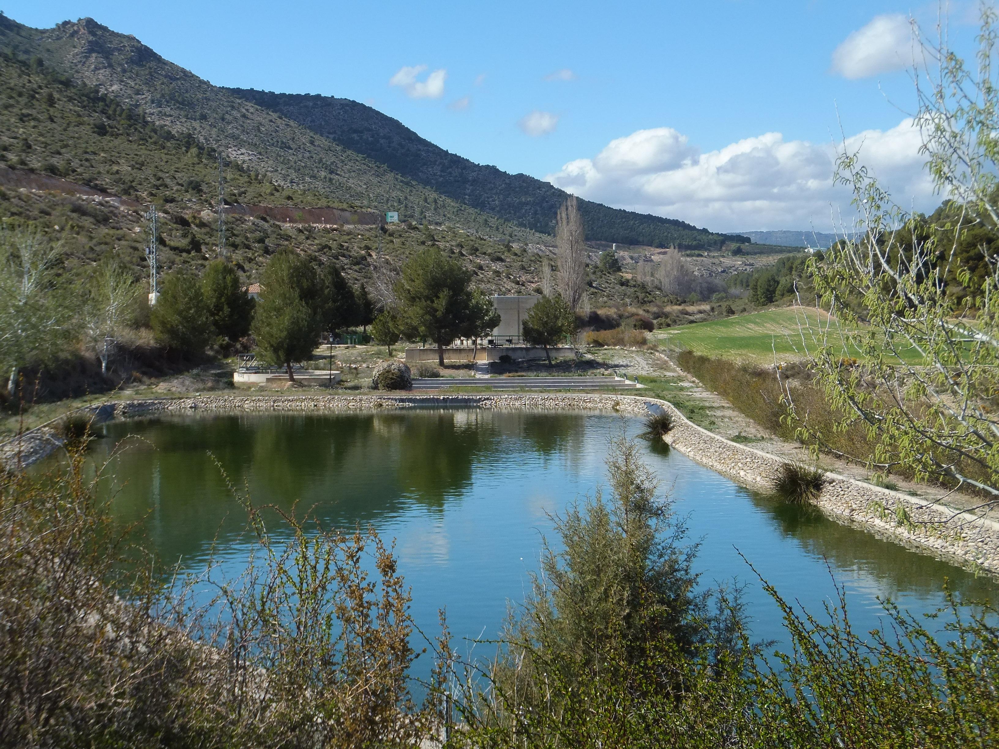 La Puebla presenta el proyecto para el aprovechamiento de las aguas residuales.