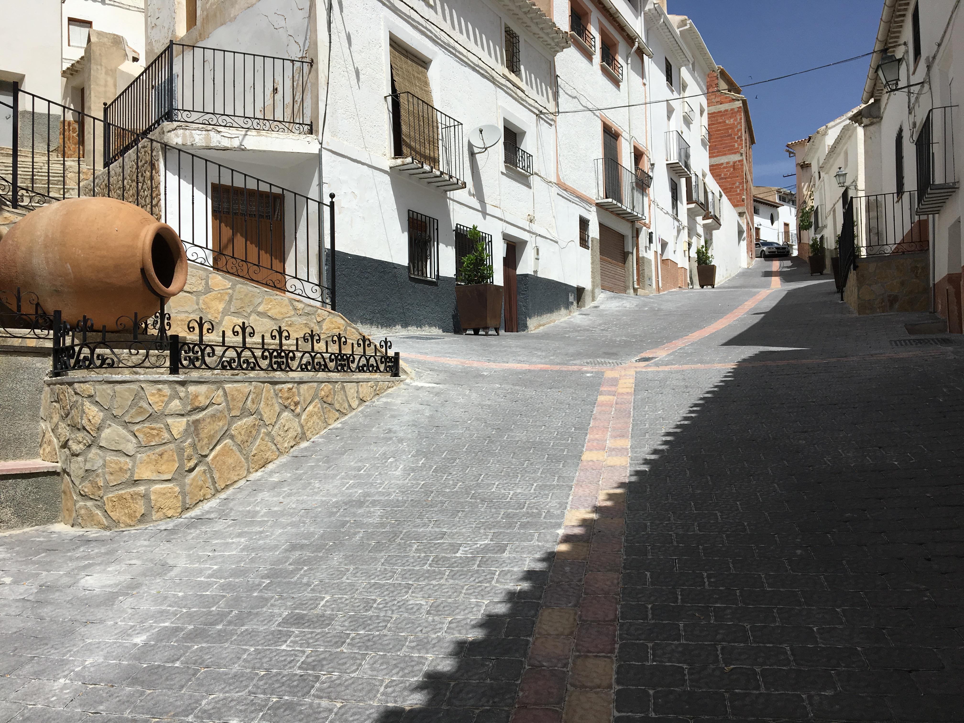 La Puebla concluye un plan de inversiones de más de 300.000 euros.