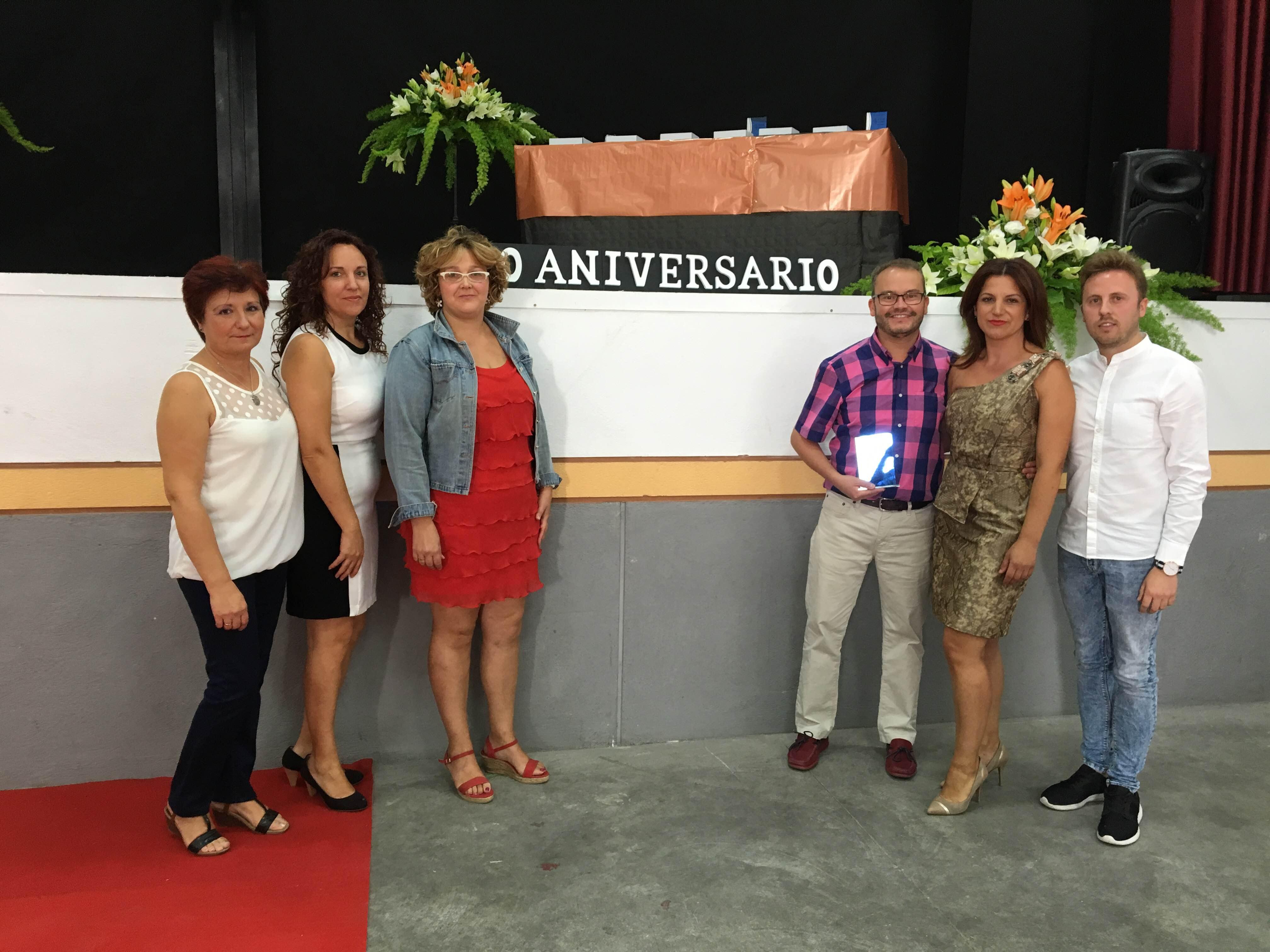 La Asociación de Mujeres CONMU celebra su XX Aniversario.