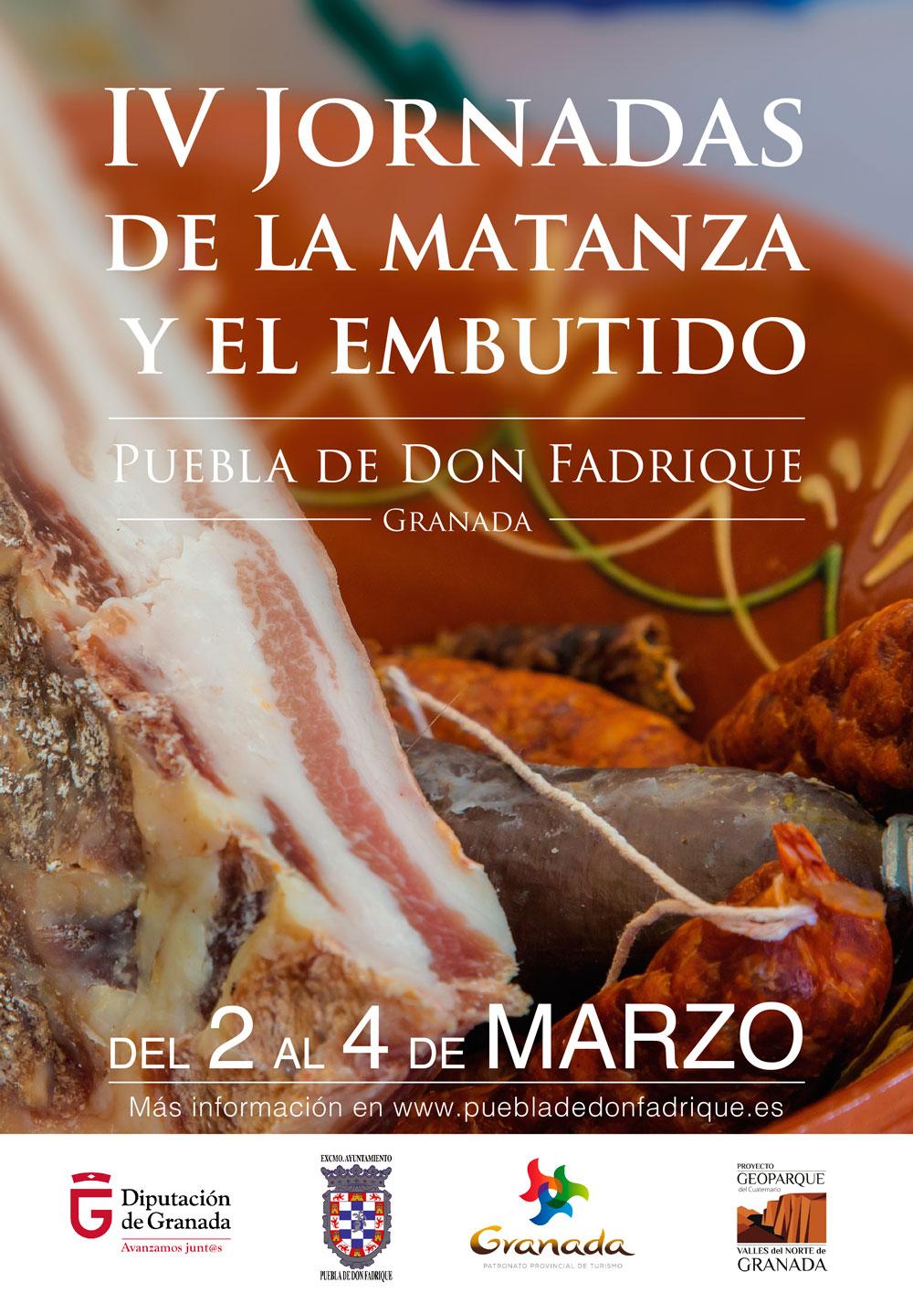 IV Jornadas Gastronómicas de la Matanza y del Embutido.