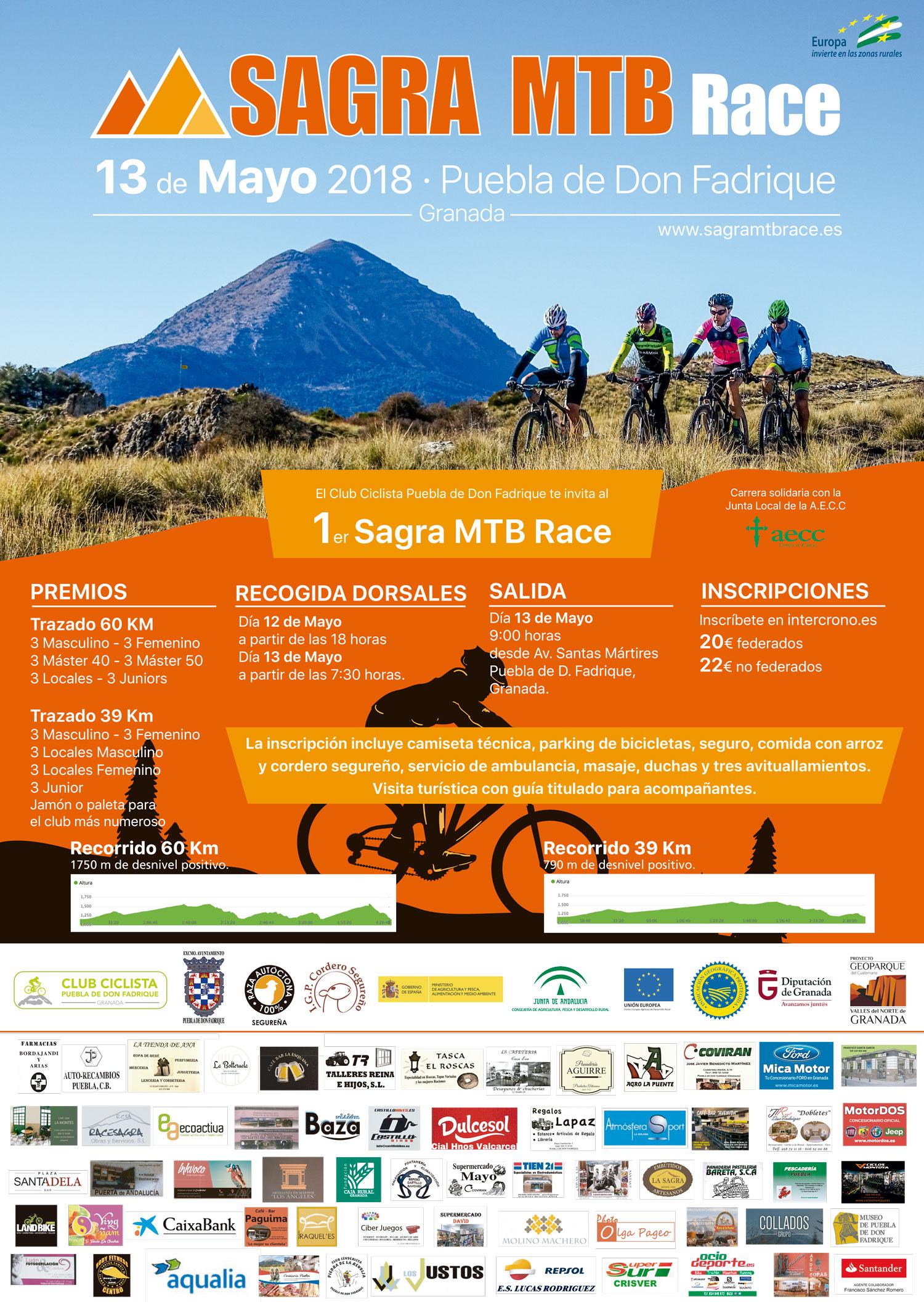 Sagra MTB Race 2018