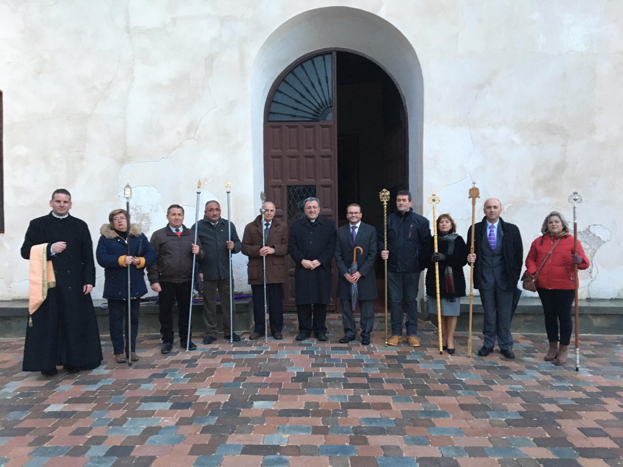 Inaugurado el recién reformado Paseo de San José.