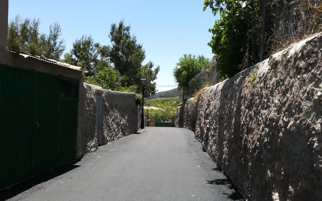 La Puebla estrena calles.