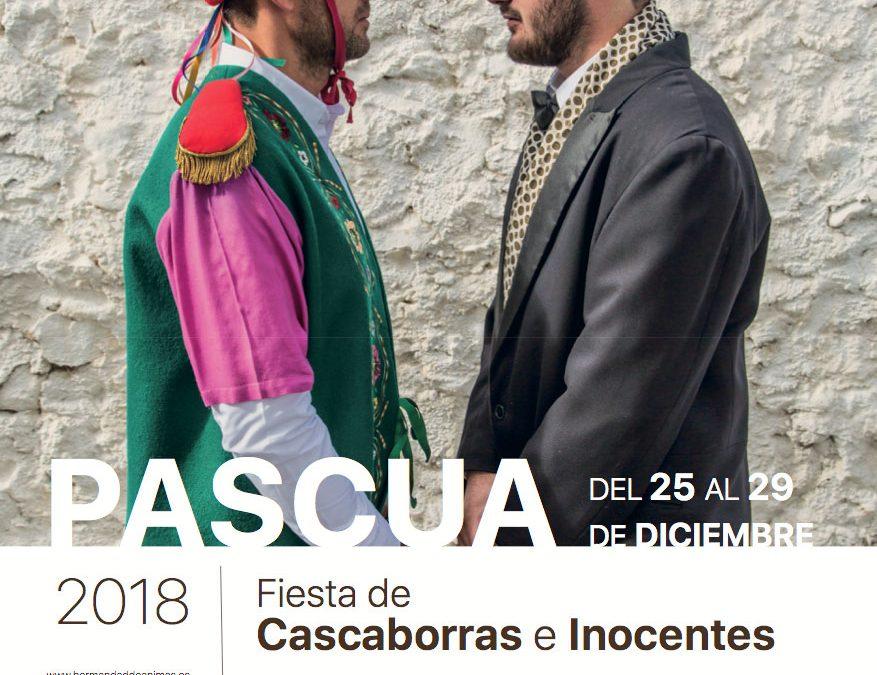 Fiestas de La Pascua 2018.