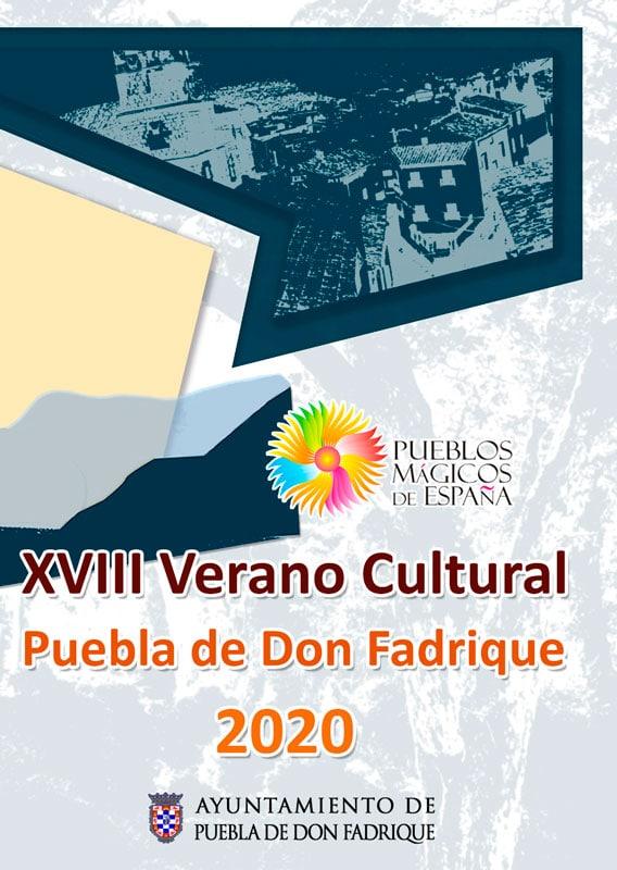 XVIII Verano Cultural